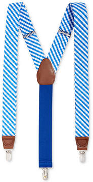 Club Room Men's Gingham Suspenders, Created for Macy's
