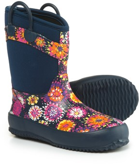 Western Chief Abstract Blooms Rain Boots - Waterproof (For Girls)
