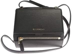 Givenchy Leather Mini Pandora Box Bag