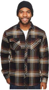O'Neill Mugu Flannel Wovens Men's Short Sleeve Button Up