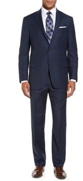 Hart Schaffner Marx Men's Classic Fit Check Wool Suit