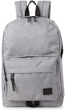 Steve Madden Grey Classic Laptop Backpack