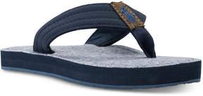 Polo Ralph Lauren Little Boys' Theo Flip-Flop Sandals from Finish Line