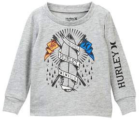 Hurley All Aboard Tee (Baby Boys)