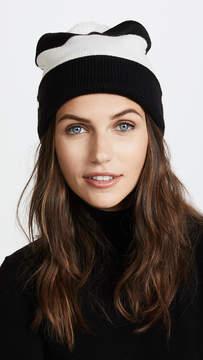 Kate Spade Stripe Beanie