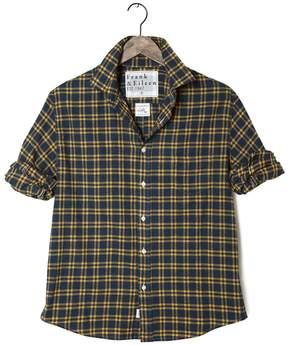 Frank And Eileen Mens Luke Italian Flannel Shirt