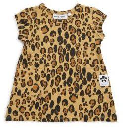 Mini Rodini Baby's, Toddler's, Little Girl's & Girl's Leopard Dress