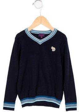 Paul Smith Boys' Knit V-Neck Sweater