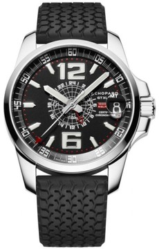 Chopard Mille Miglia Gran Turismo 168514 3001 Stainless Steel 44mm Mens Watch