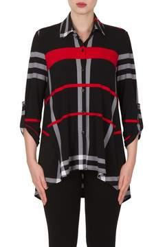Joseph Ribkoff Button Up Tunic