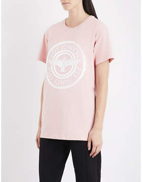 Boy London Plastisol cotton-jersey T-shirt
