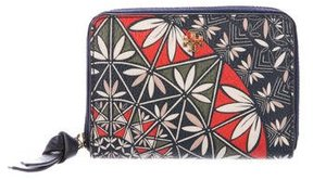 Tory Burch Kerrington Compact Wallet - PATTERN PRINTS - STYLE
