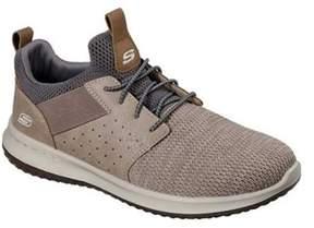 Skechers Men's Delson Camben Slip-on Sneaker.