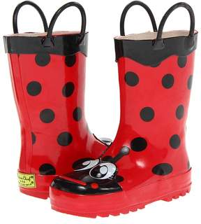Western Chief Ladybug Rainboot Girls Shoes