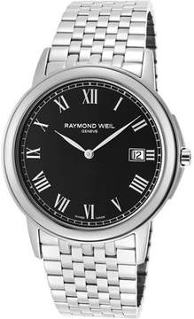 Raymond Weil Tradition Stainless Steel Mens Watch 5466-ST-00208