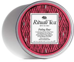 RitualiTea Feeling Rosy Comforting Powder Face Mask