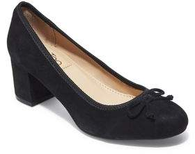 Me Too Lily Suede Pumps