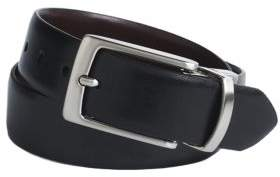 Lord & Taylor Guys 8-20 Reversible Leather Belt