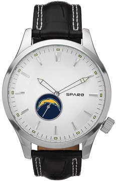 Icon Eyewear Sparo Watch - Men's San Diego Chargers Leather