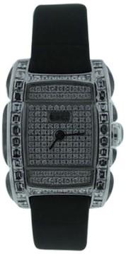 Ebel Tarawa 18K White Gold & Diamond 29mm Watch
