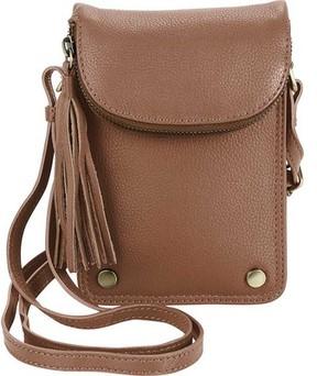 Kalencom Hadaki By Mobile Leather Cross Body Bag (Women's)