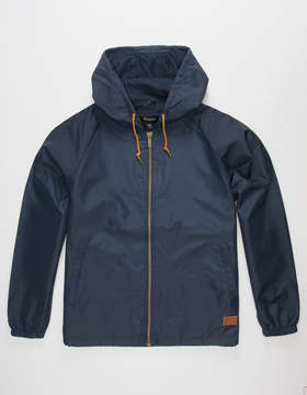 Brixton Claxton Mens Windbreaker Jacket