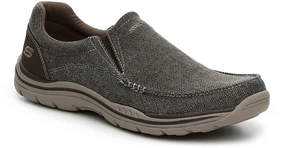 Skechers Men's Relaxed Fit Avillo Slip-On Sneaker