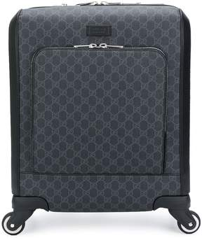 Gucci GG Supreme Carry On - BLACK - STYLE