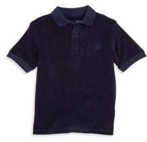Vilebrequin Baby's, Toddler's, Little & Big Boy's Terry Polo T-Shirt
