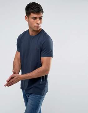 Jack Wills Sandleford T-Shirt In Navy