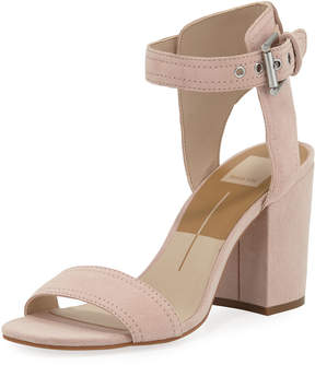 Dolce Vita Cammie Suede High-Heel Sandal