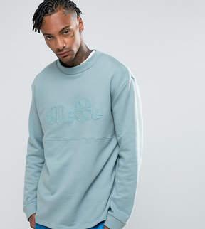 Ellesse Sweatshirt With Turtleneck