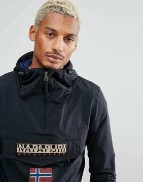 Napapijri Slim Rainforest Jacket in Black