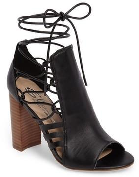 Sbicca Women's Adette Ankle Tie Sandal