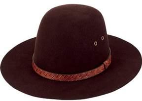 San Diego Hat Company Women's Wool Felt Floppy Hat Wfh8027.