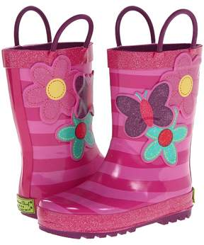 Western Chief Blossom Cutie Rainboot Girls Shoes