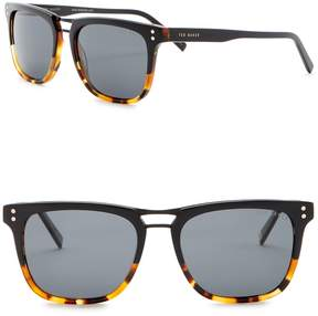 Ted Baker 53mm Square Sunglasses