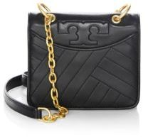 Tory Burch Alexa Mini Shoulder Bag - BLACK - STYLE