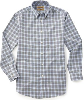 Roundtree & Yorke Gold Label Non Iron Long-Sleeve Suiting Sportshirt