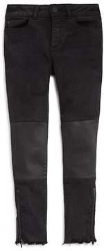 Blank NYC BLANKNYC Girls' Ankle-Zip Skinny Jeans - Big Kid