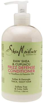 Shea Moisture Sheamoisture SheaMoisture Raw Shea & Cupuacu Frizz Defense Conditioner