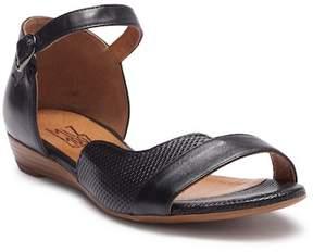 Miz Mooz Addison Ankle Strap Sandal