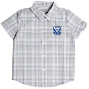 GUESS Short-Sleeve Shirt (2-6x)