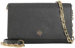 Tory Burch Robinson Wallet - NERO - STYLE