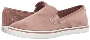 Lauren Ralph Lauren Janis Women's Slip on Shoes