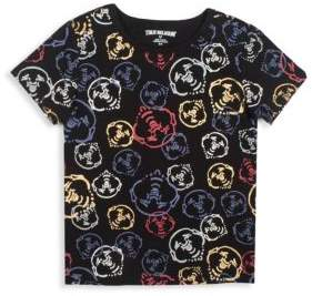 True Religion Toddler's, Little Boy's & Big Boy's Printed Cotton Tee