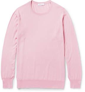 Richard James Slim-Fit Virgin Wool Sweater