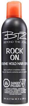 Beyond the Zone Extreme Hold Hair Spray
