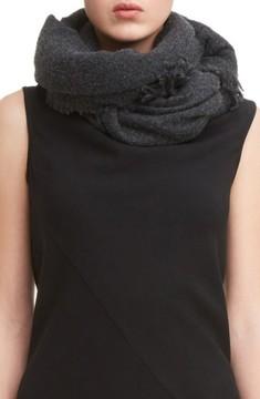 Rick Owens Women's Wool Blend Scarf