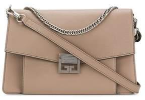 Givenchy Women's Brown Leather Shoulder Bag.